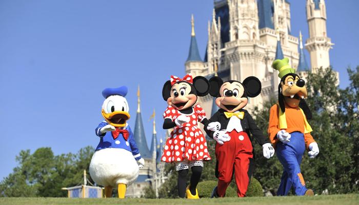 Imagen vía Disney