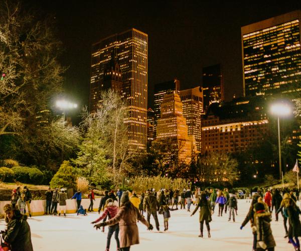 New York en Navidad