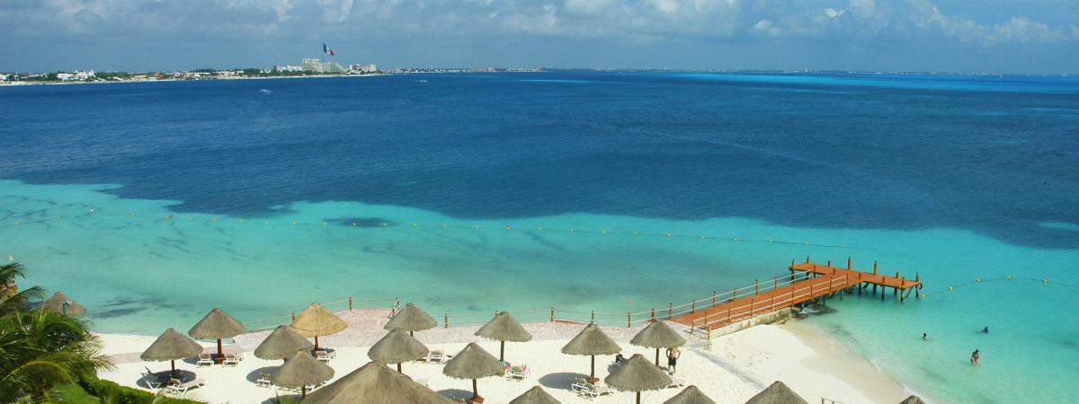 Pasa unas vacaciones inolvidables en las playas de Cancún