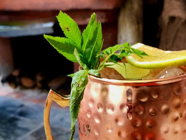 Refrescante bebida de Restaurante Pachapapa en Cusco