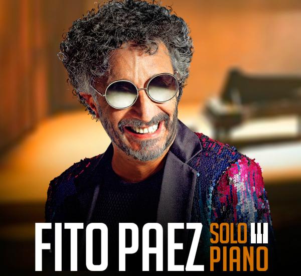Fito Paez - Solo de Piano