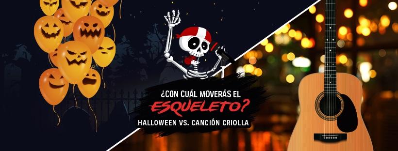 Atrápalo - Halloween Canción Criolla