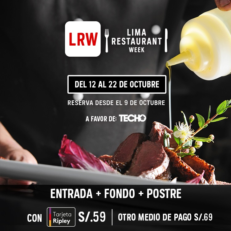 Lima Restaurant Week 750x750