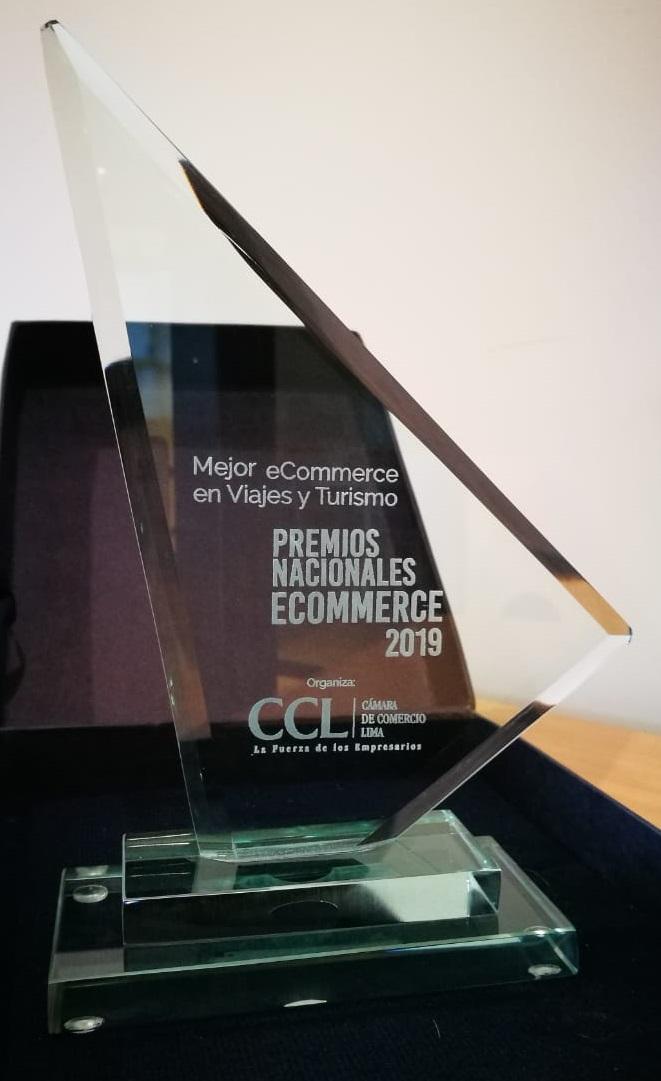 Atrápalo - Premios nacionales ecommerce 2019