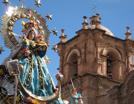 La Virgen de Candelaria